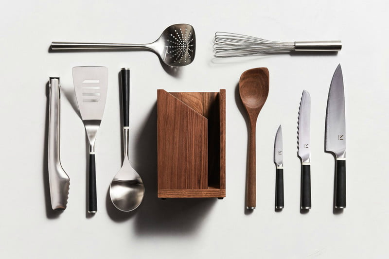 Material Kitchen's The Iconics Knife Set