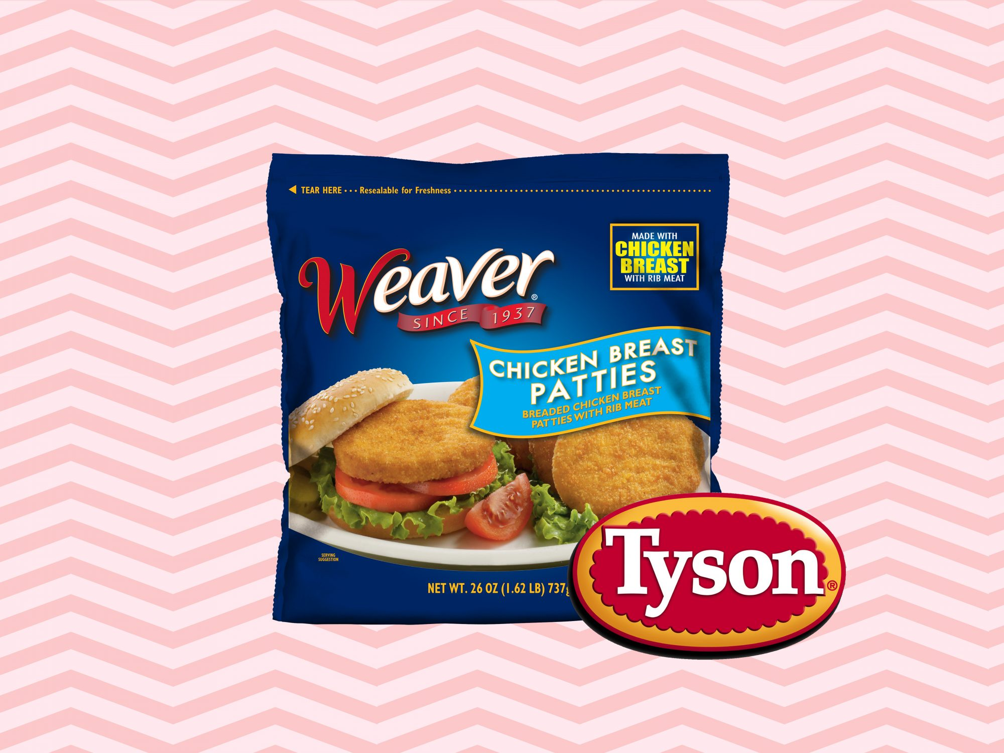 Tyson Just Recalled Nearly 40,000 Pounds of Chicken—Here's What You Need to Know