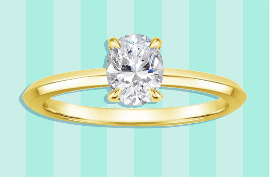 This Engagement Ring Detail Matters Just as Much as the Diamond