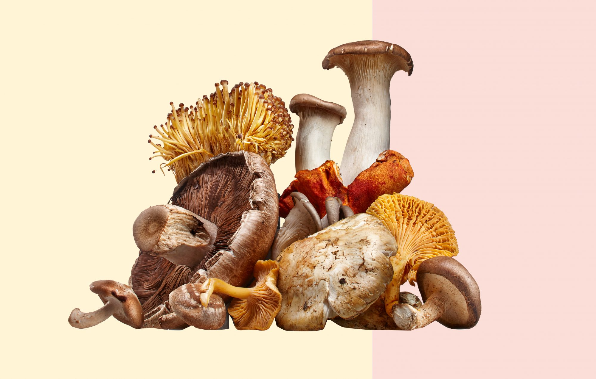 Why People Are Adding Mushrooms to Everything From Coffee to Smoothies