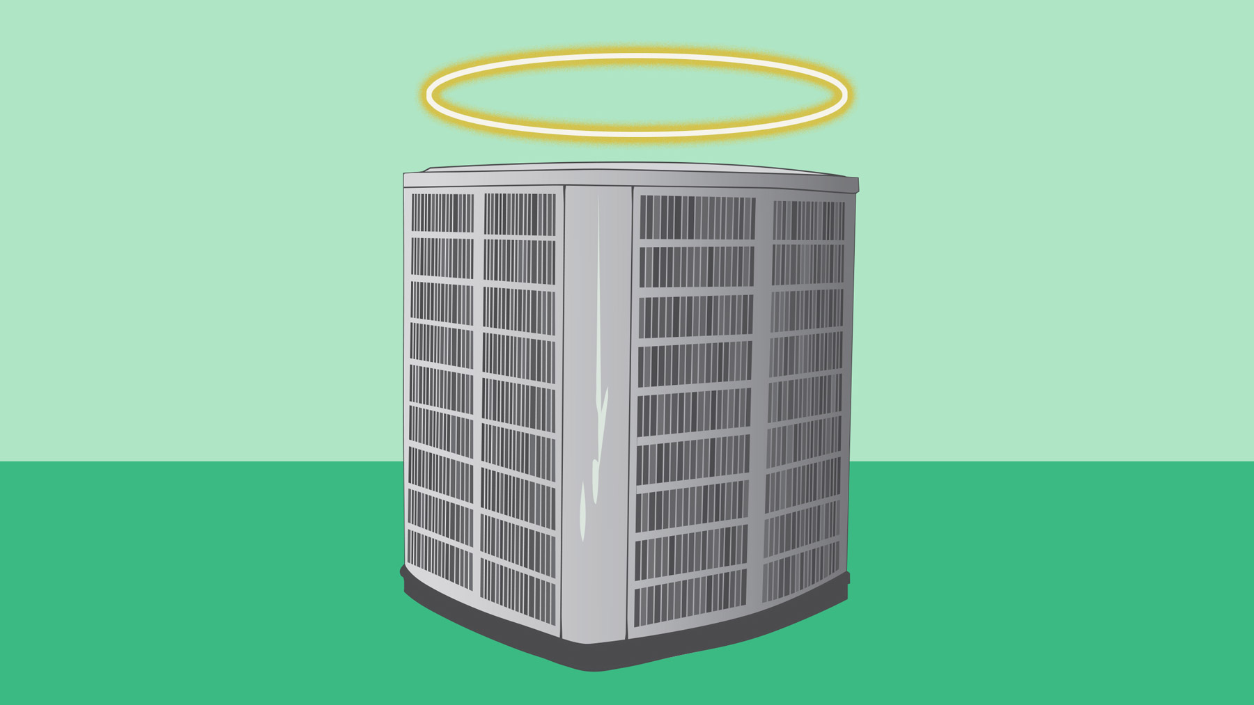 Air conditioning over family - what people prefer in a new home