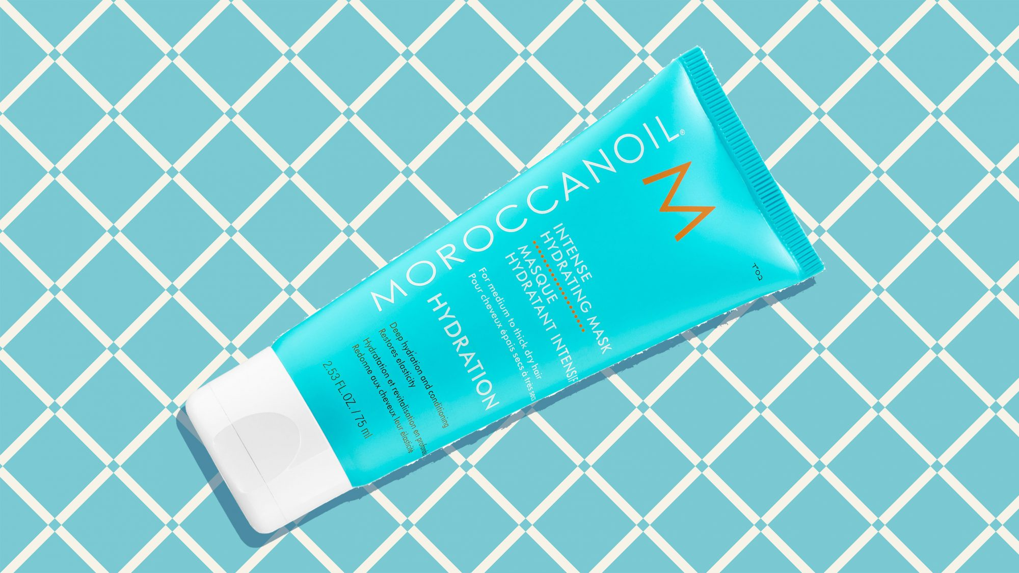 The $16 Hair Mask That Revived My Dry Summer Strands