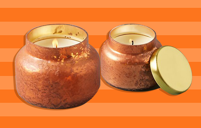 Best Fall Scents for Fall, pumpkin spice candles