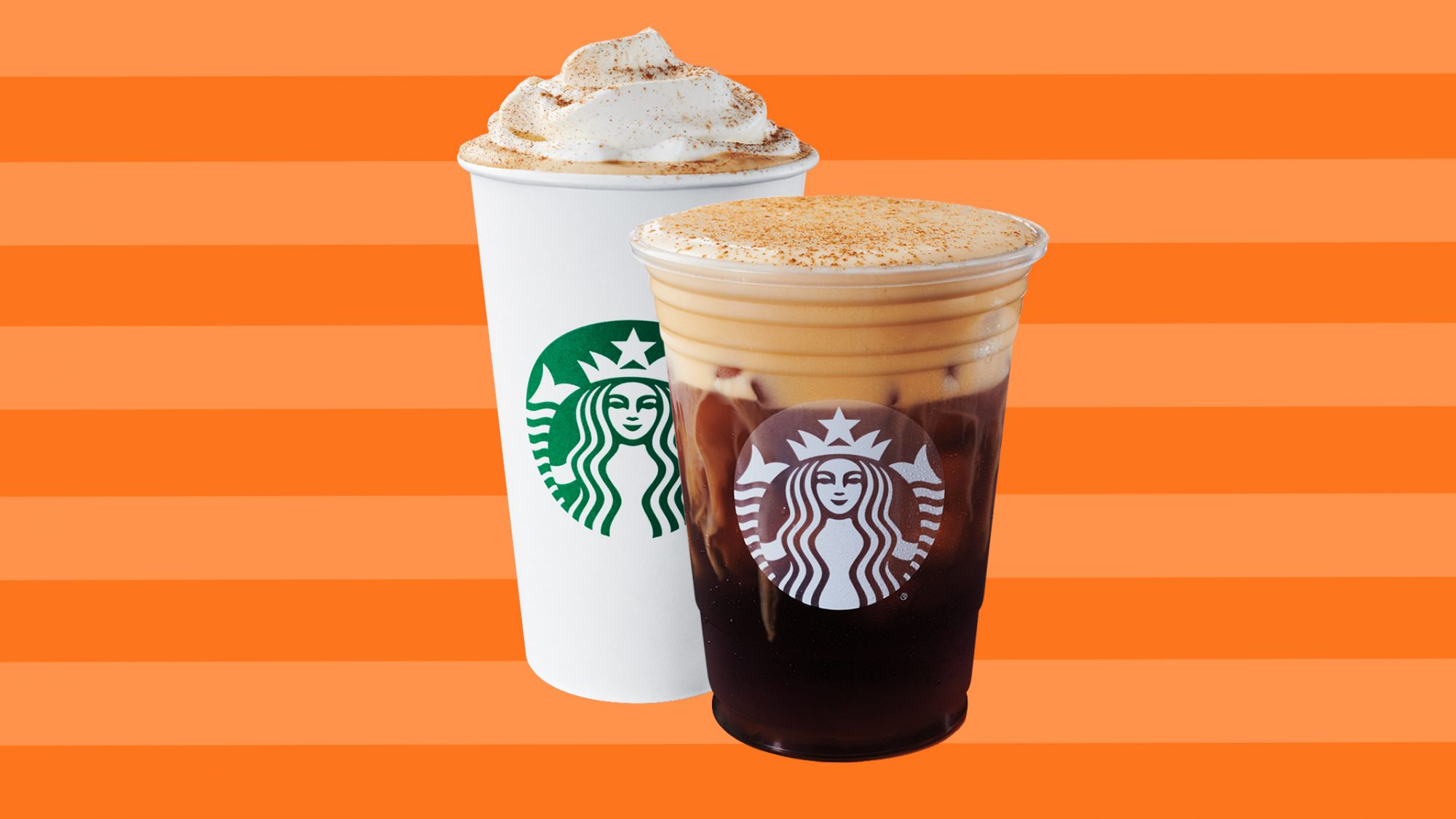 Along with pumpkin spice lattes, Starbucks launches a new pumpkin drink