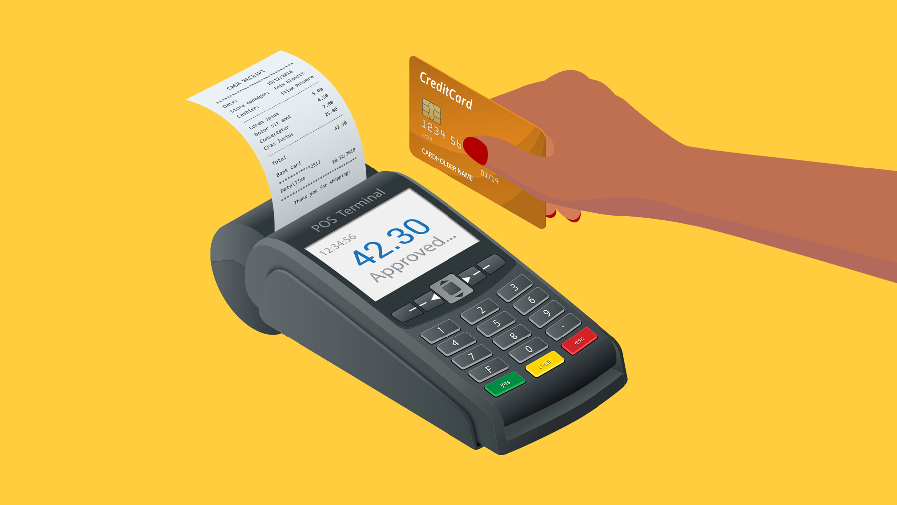 When to use a credit card - five situations