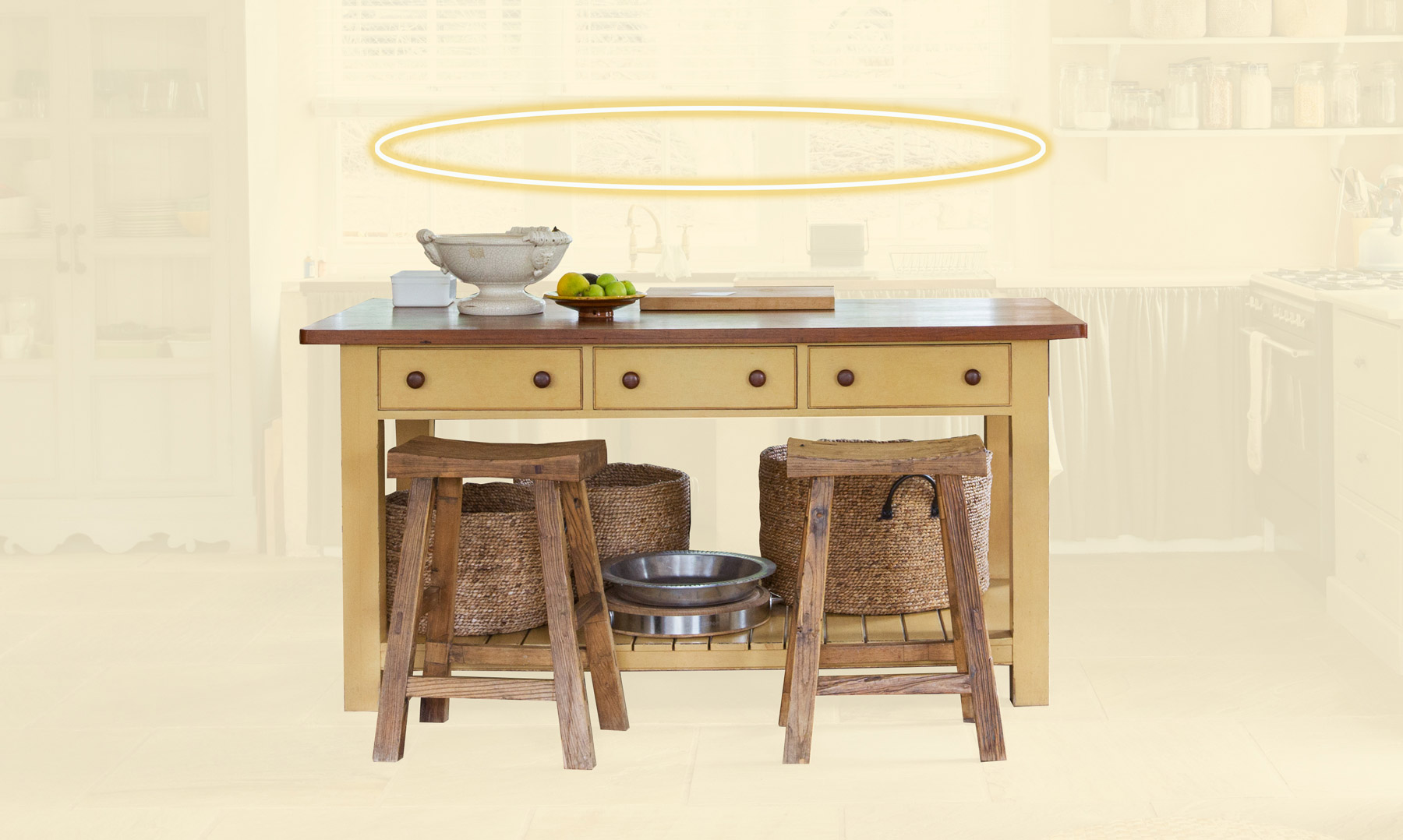 Kitchen island popularity, explained