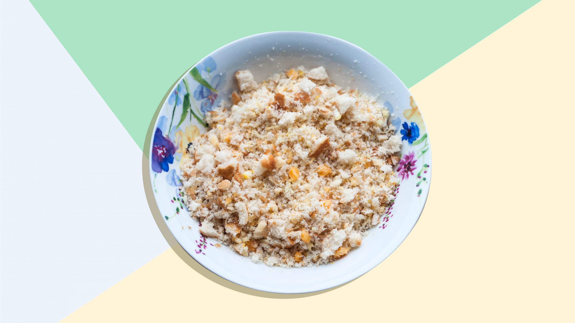 2 Easy Ways to Make Breadcrumbs at Home (You'll Never Use