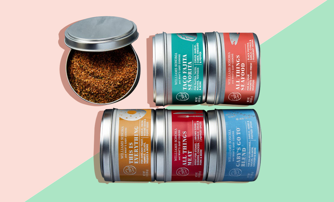 Gaby Dalkin's Ultimate Seasoning Set Review