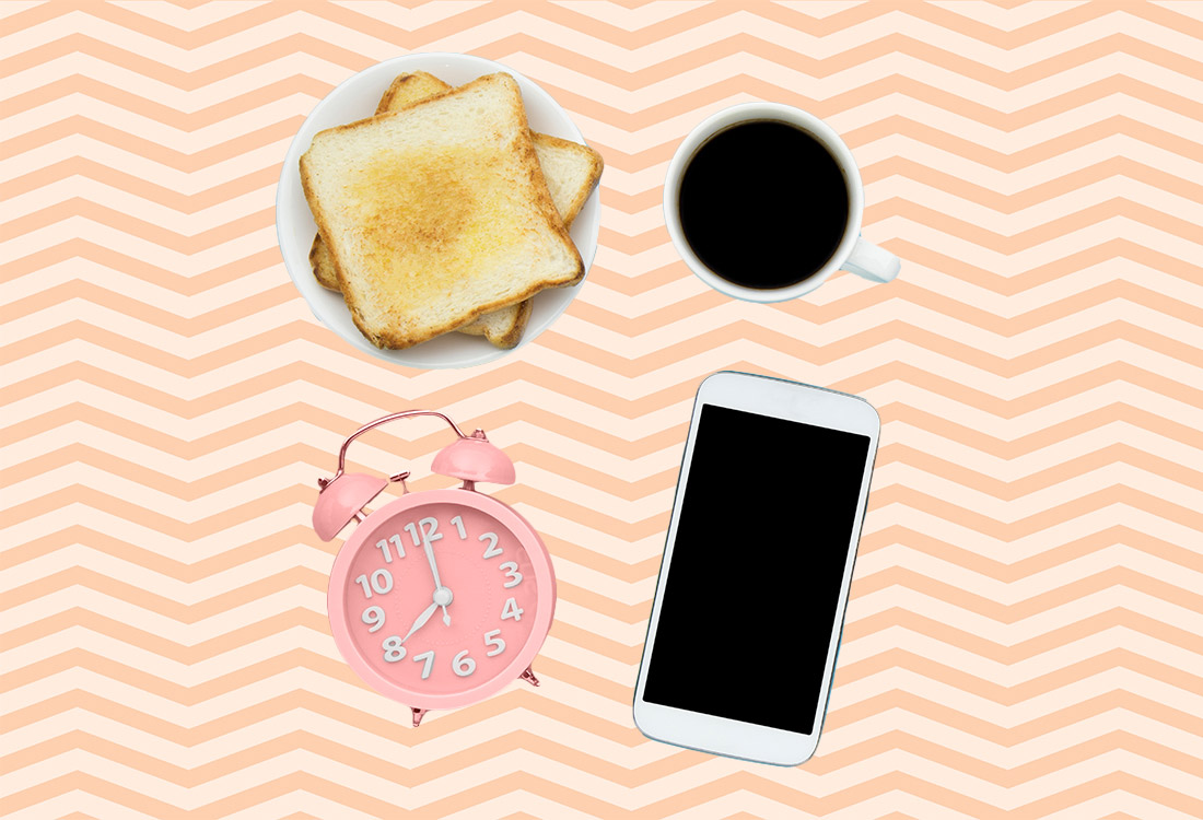 Morning routine ideas - life-changing tricks for your morning