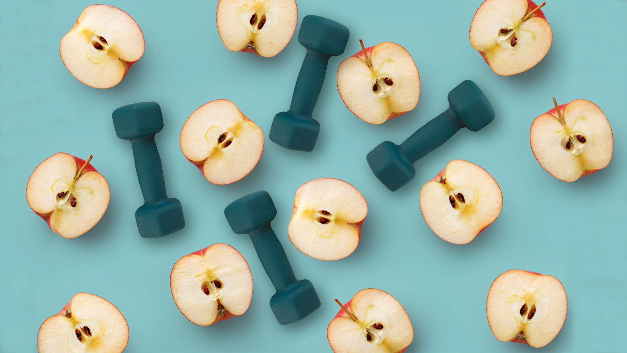 workout-healthy-food
