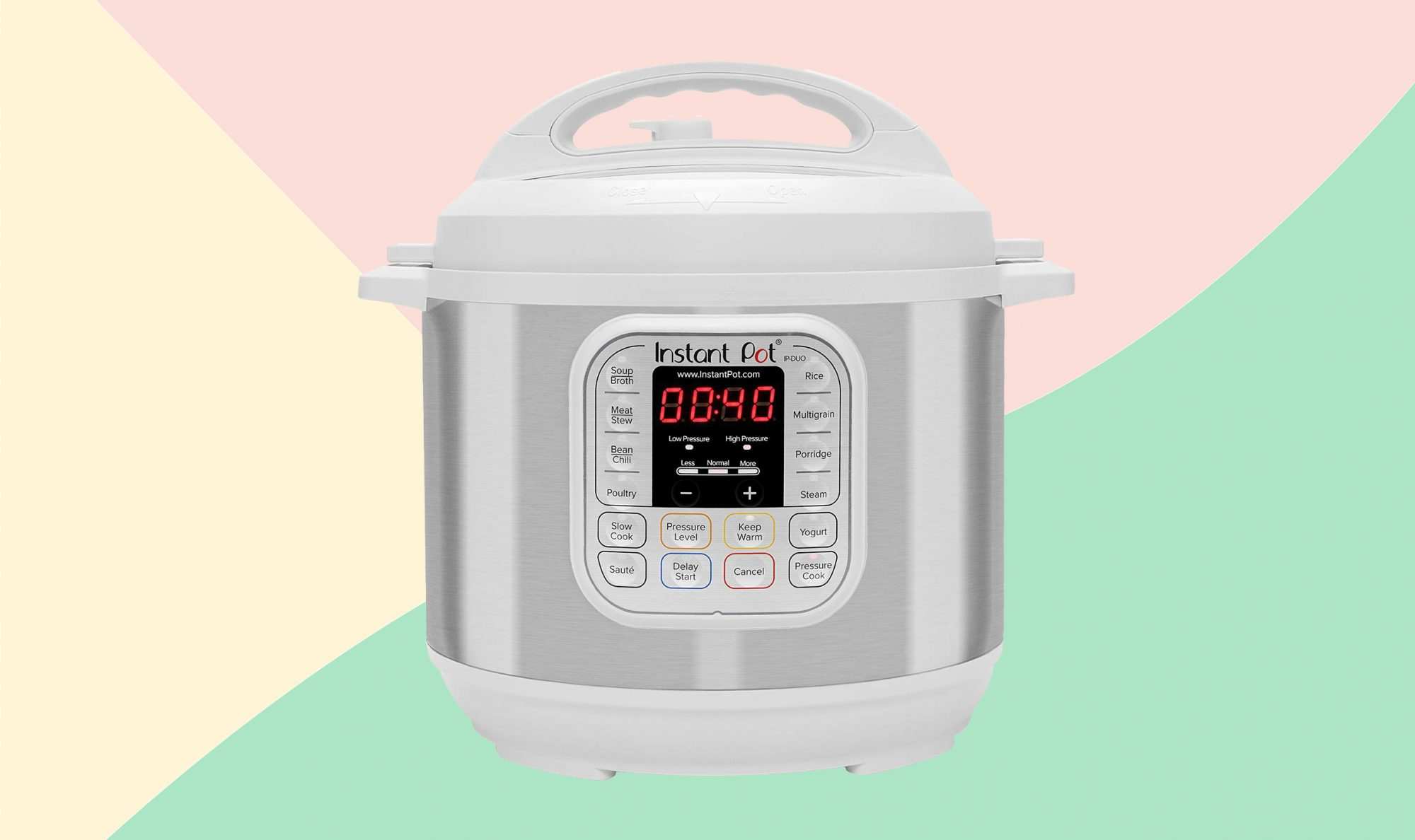 anti-inflammatory recipes you can make in Instant Pot: image of Instant Pot