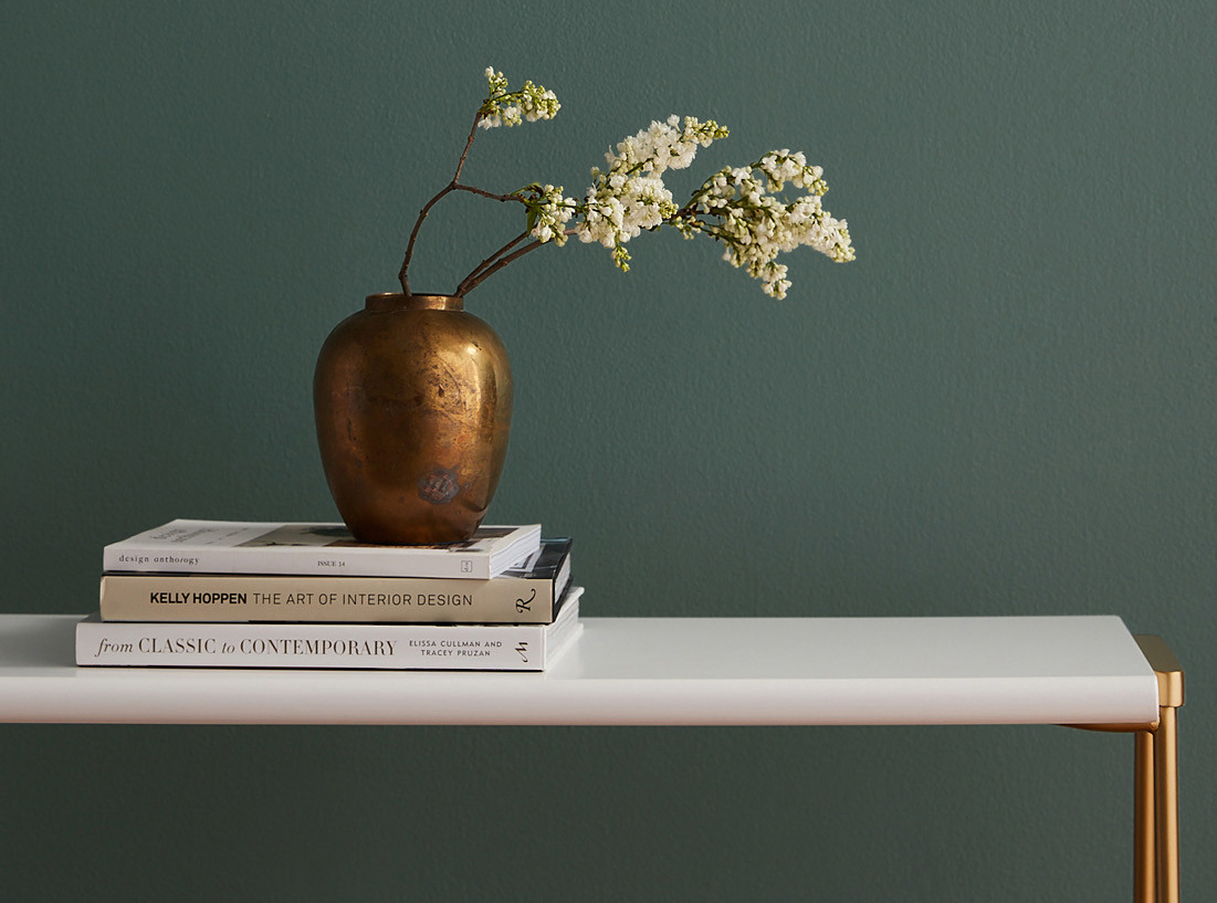 Best Paint colors for dark room, moody green wall color