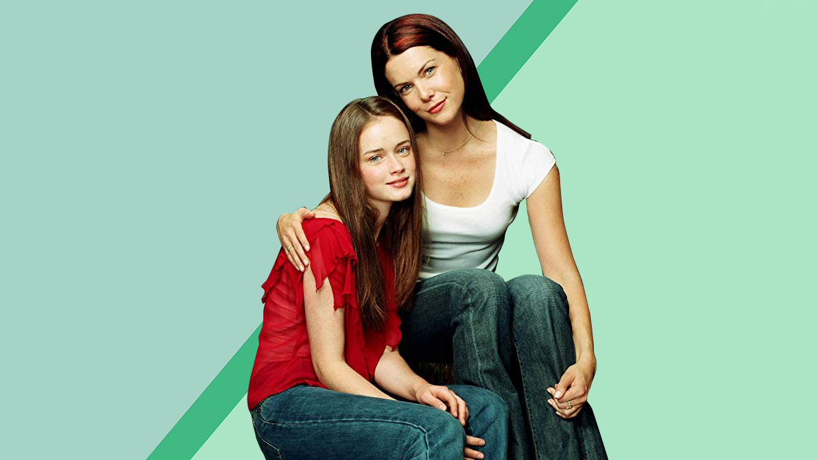 Girlmore Girls Holiday Tour, Rory and Lorelai