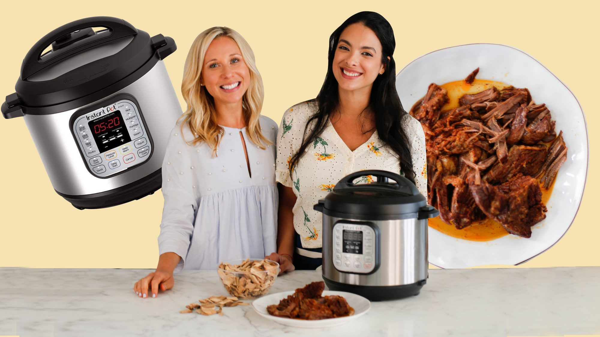 Does Your Instant Pot Double as a Smoker?