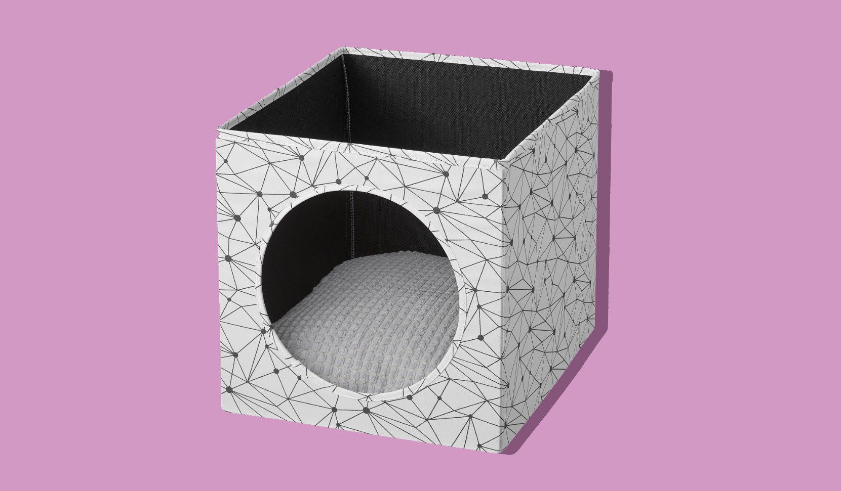 6 Clever Items 11/01/19 - IKEA cat box house tout