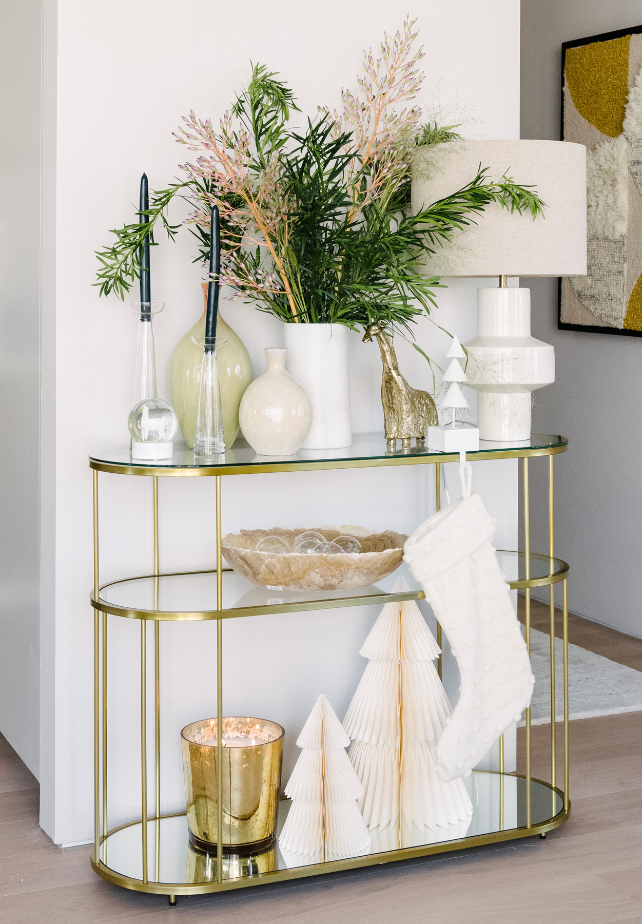 West Elm Holiday House decorating trends, ideas - Unexpected locations