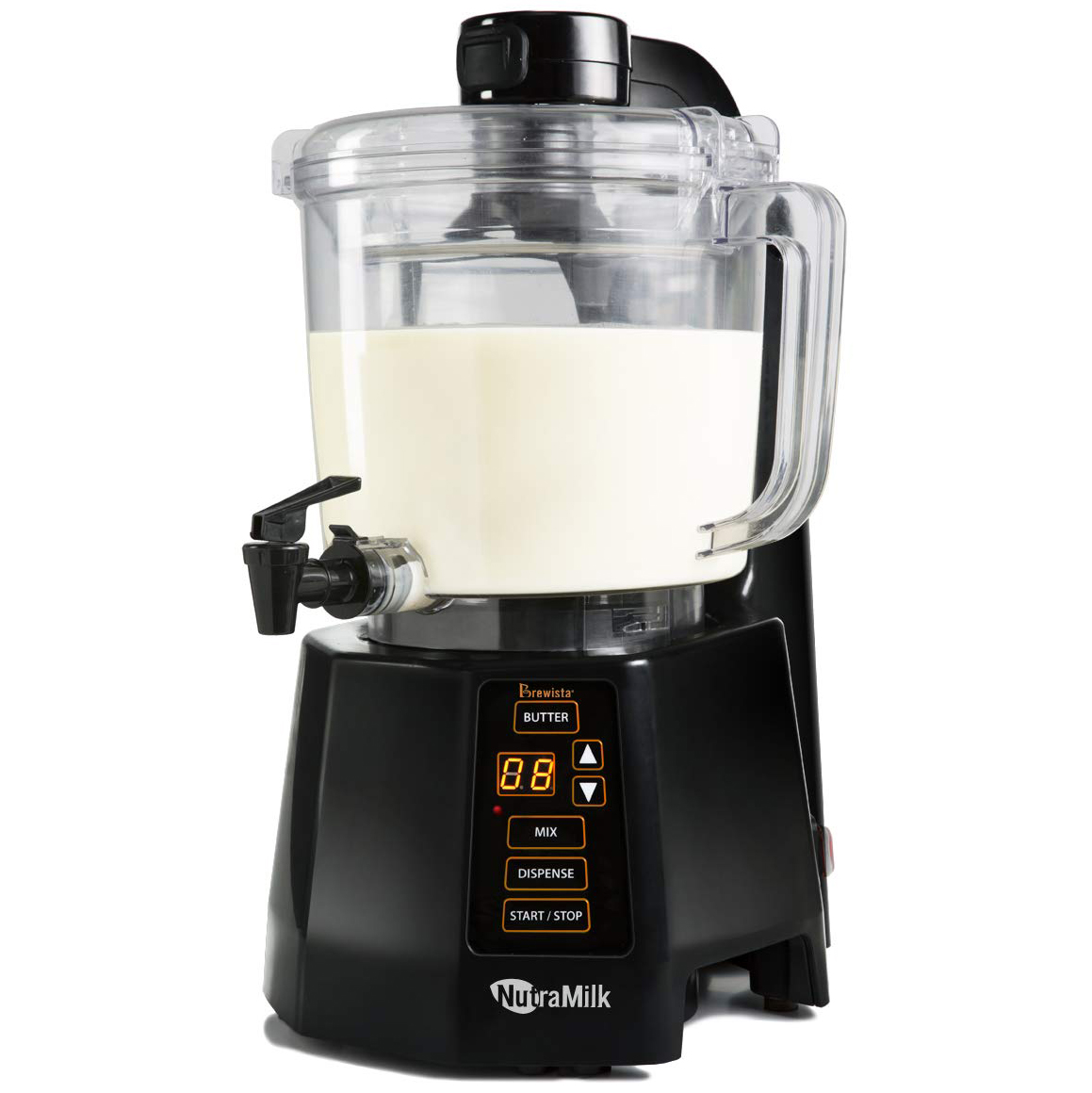 NutraMilk Nut Milk and Butter Processor