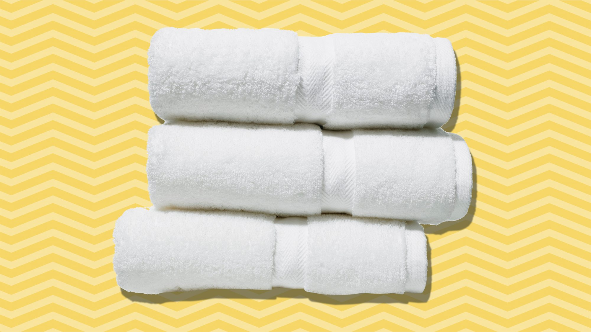 You May Be Washing Your Dingy Bath Towels All Wrong—Here's the Right Way