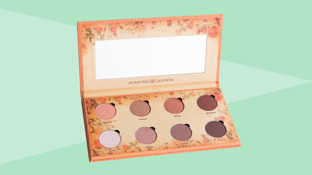 Honeybee Gardens Nude Renaissance Refillable Eye Shadow Palette