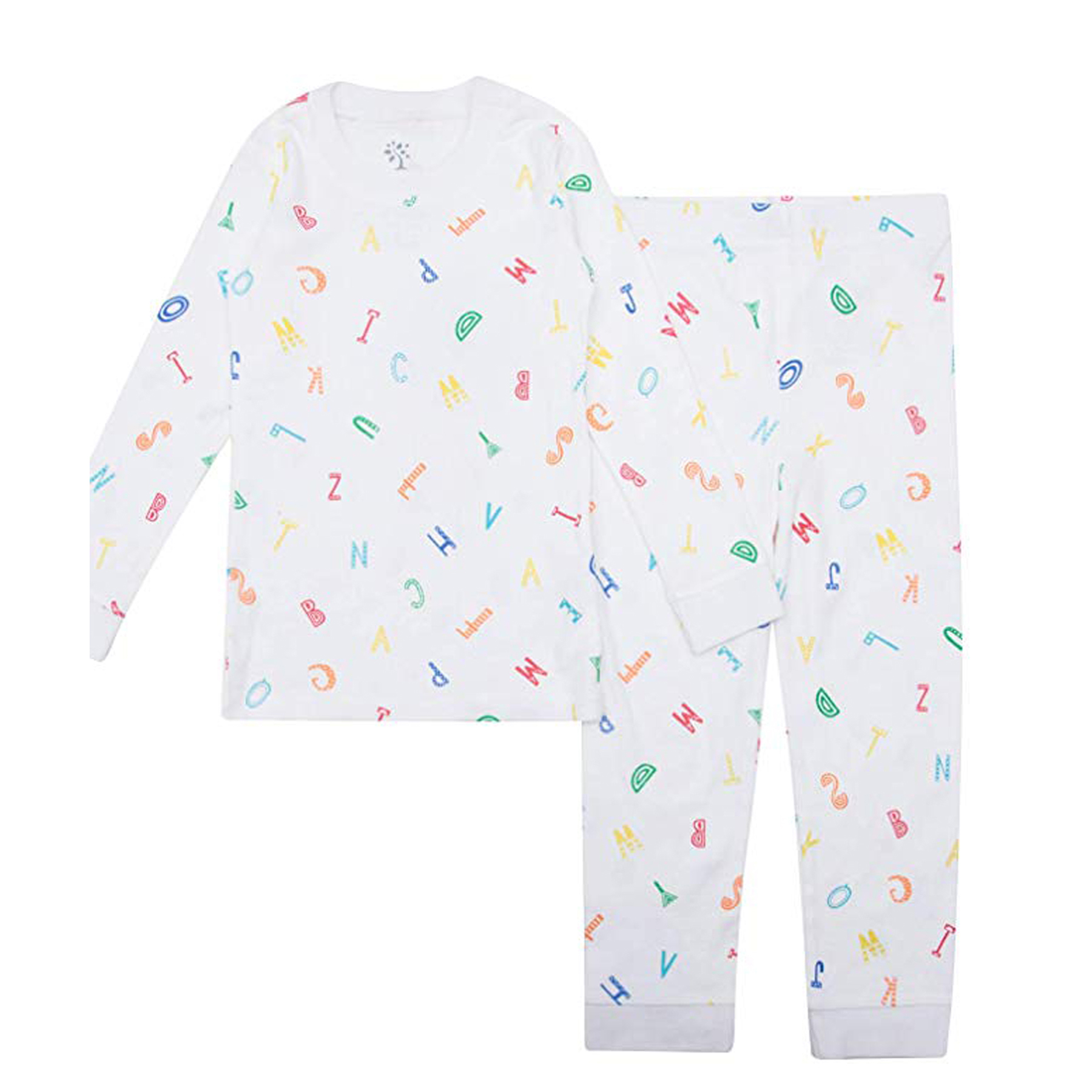 Cheap Christmas Gifts for Kids: Gentle Organics 100% Organic Cotton Unisex Pajamas