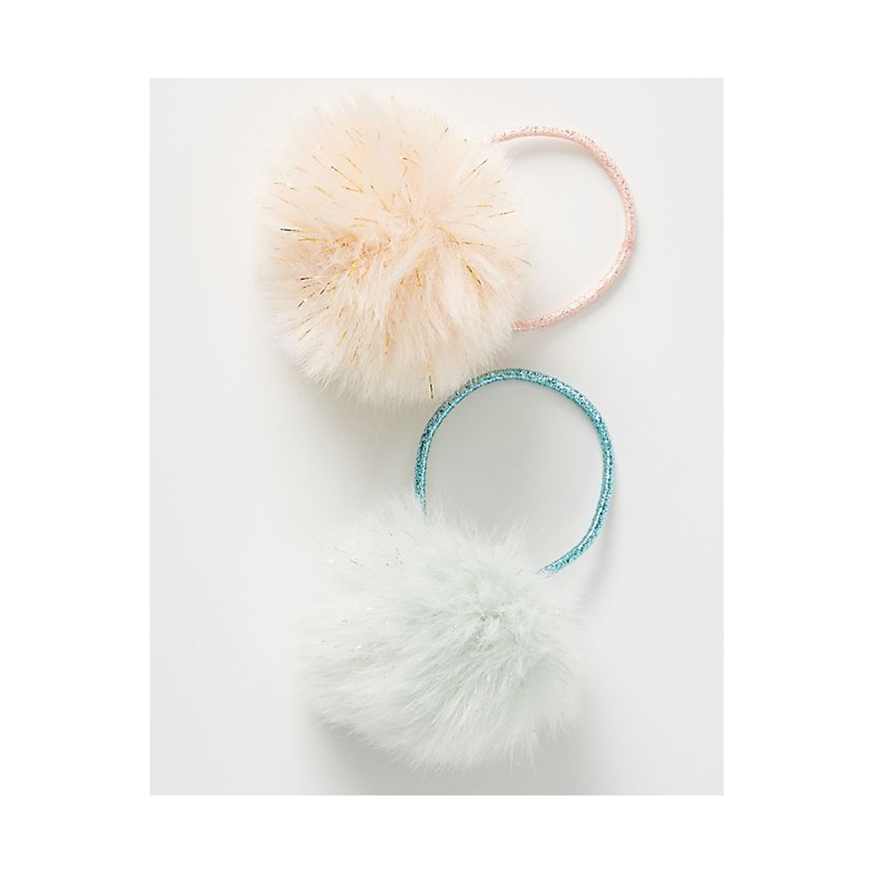 Cheap Christmas Gifts for Kids: Anthropologie pompom hair ties