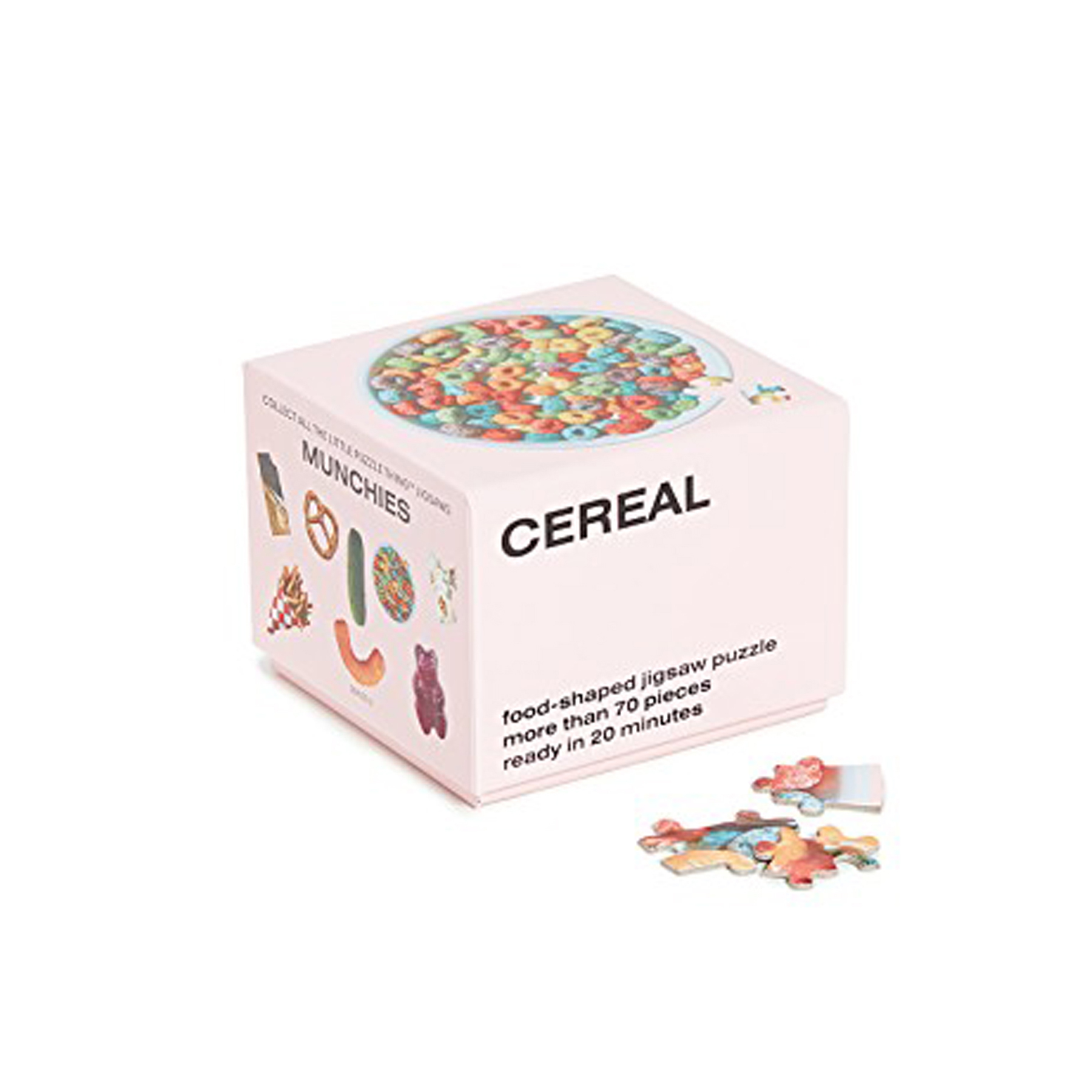 Cheap Christmas Gifts: Areaware Cereal Little Puzzle Thing