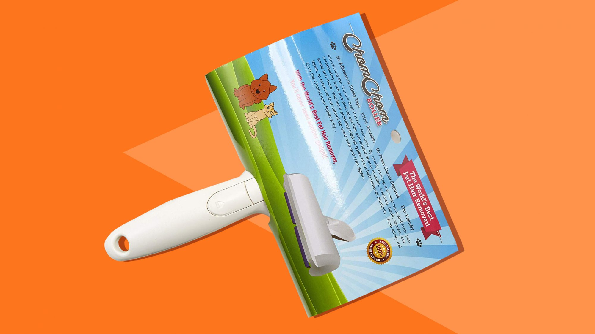 Chom Chom Roller and Pet Hair Remover