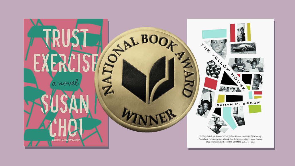 book covers and national book award