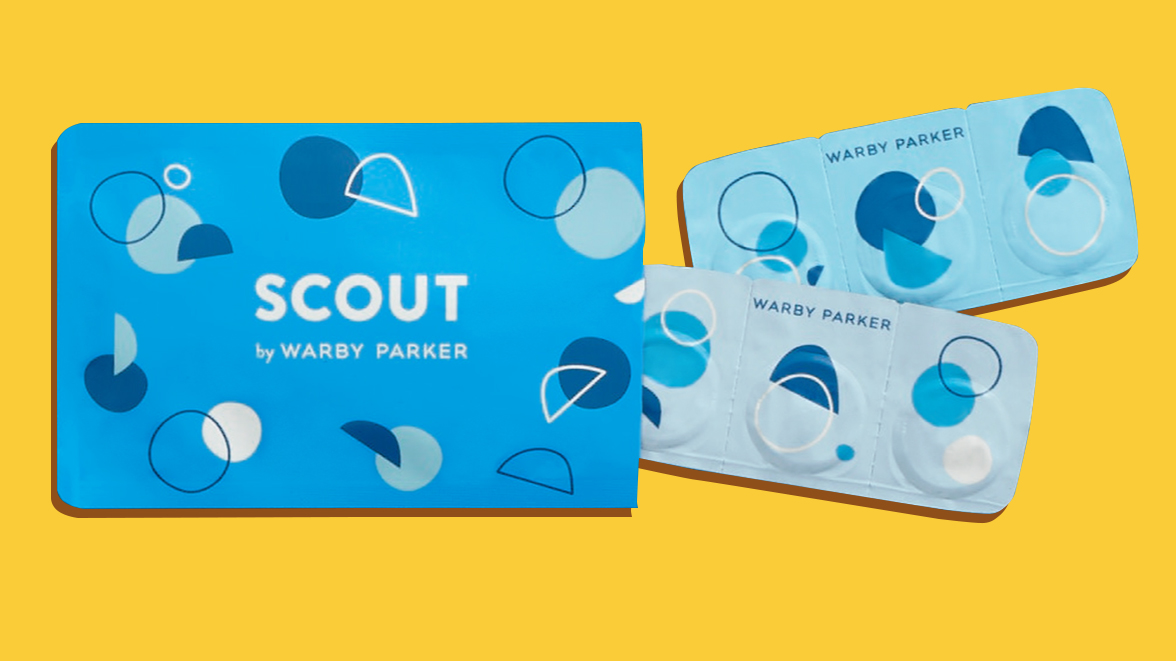 What to Know About Scout, Warby Parker's New Line of Daily Contacts