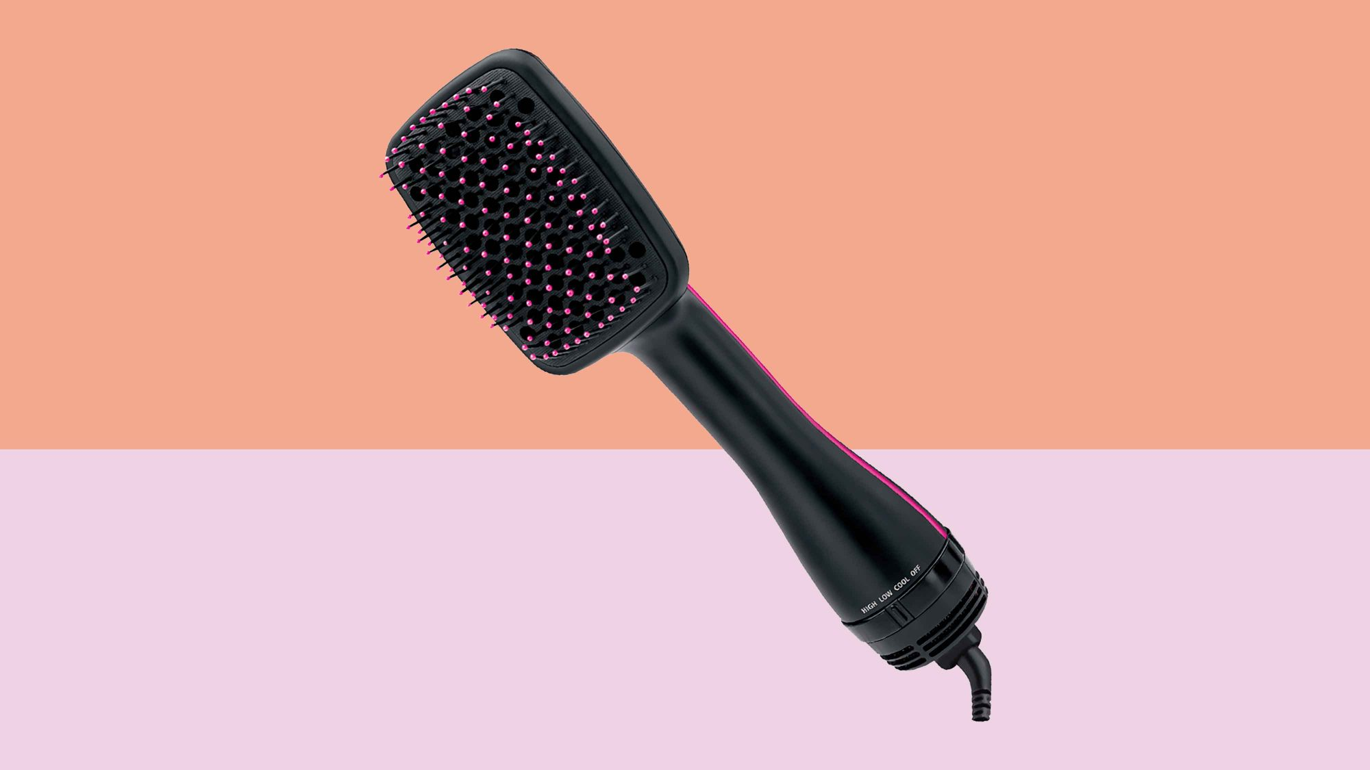 This Genius Beauty Tool Can Dry and Straighten Your Hair in Half the