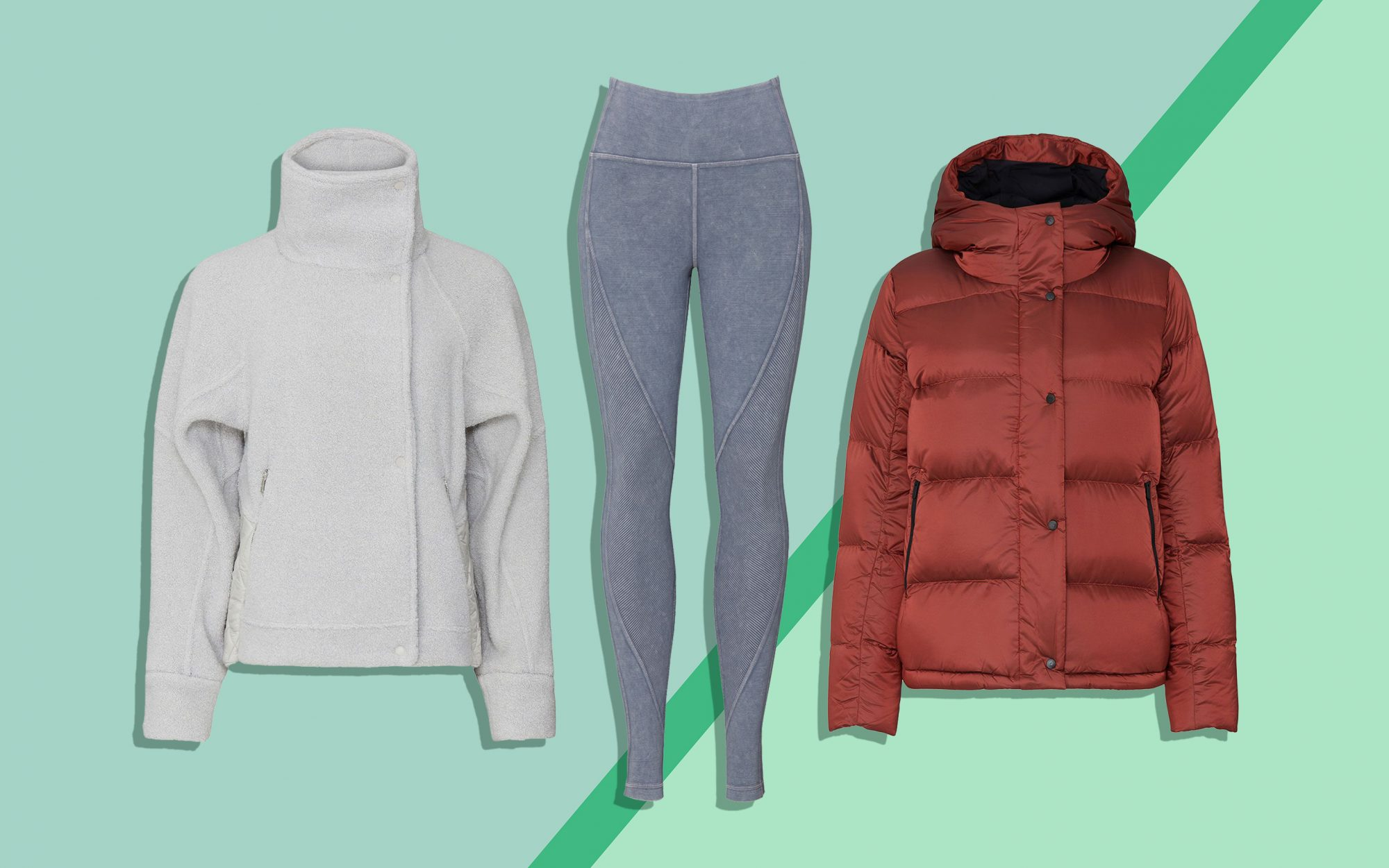 Rent the Runway Launches Athleisure and Ski Apparel