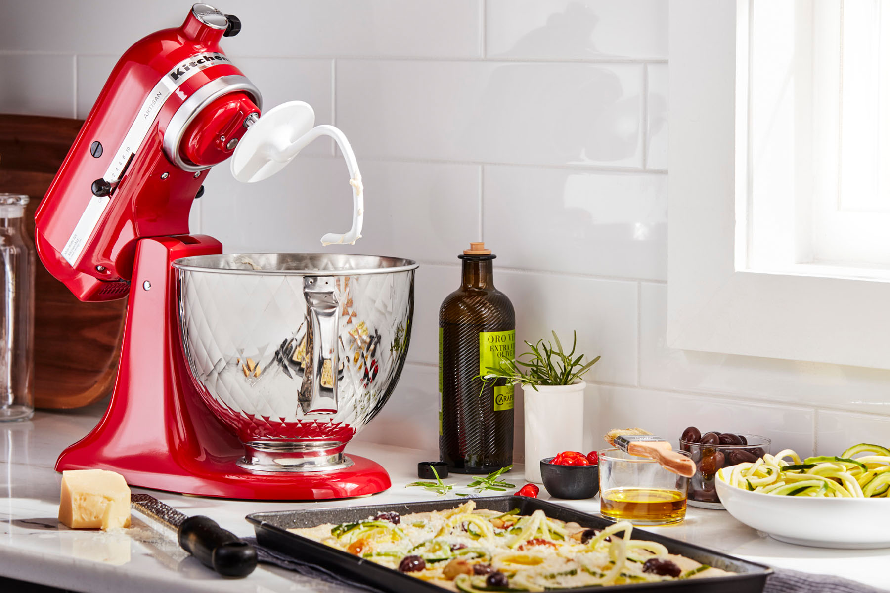 You Can Now Engrave Personalized Messages on KitchenAid Stand Mixers