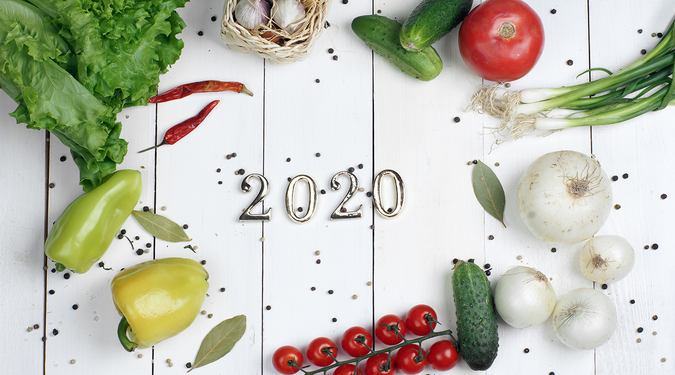 These Are the 6 Food Trends We'll All Be Lining up for in 2020,