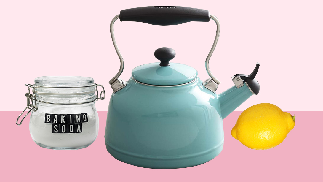 Yes, You Should Be Cleaning Your Tea Kettle—Here's How