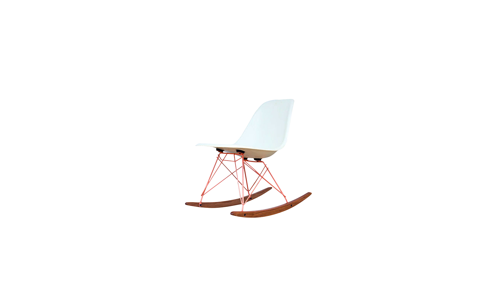 Eames x Cast + Crew Powder Coated Rocker