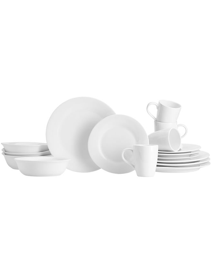 Au Naturale 16-Piece Dinnerware Set