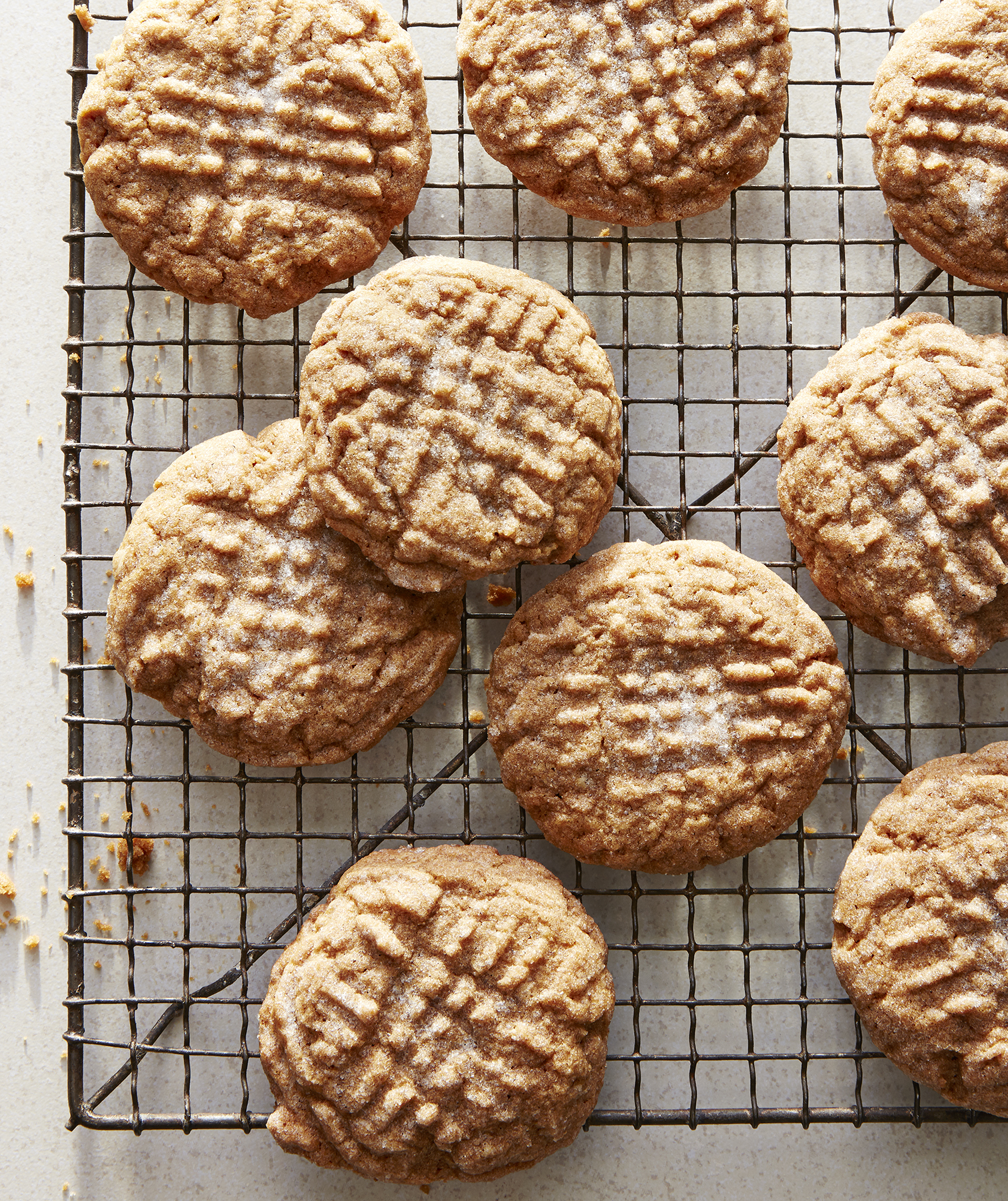 Speculoos Peanut Butter Cookies