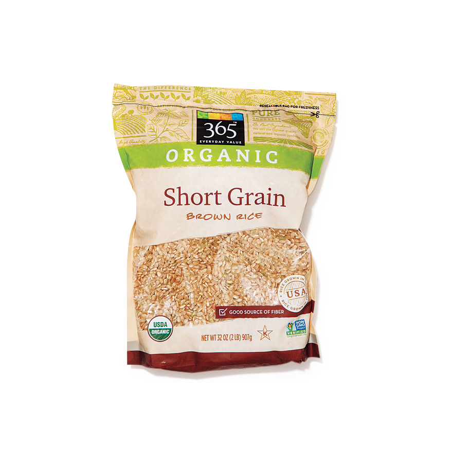 365 Everyday Value Organic Short Grain Brown Rice