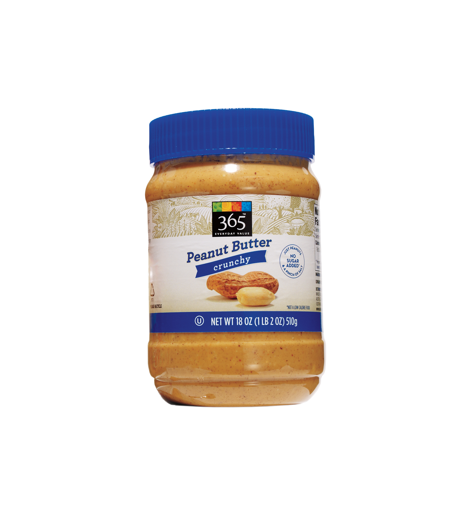 365 Everyday Value Crunchy Peanut Butter