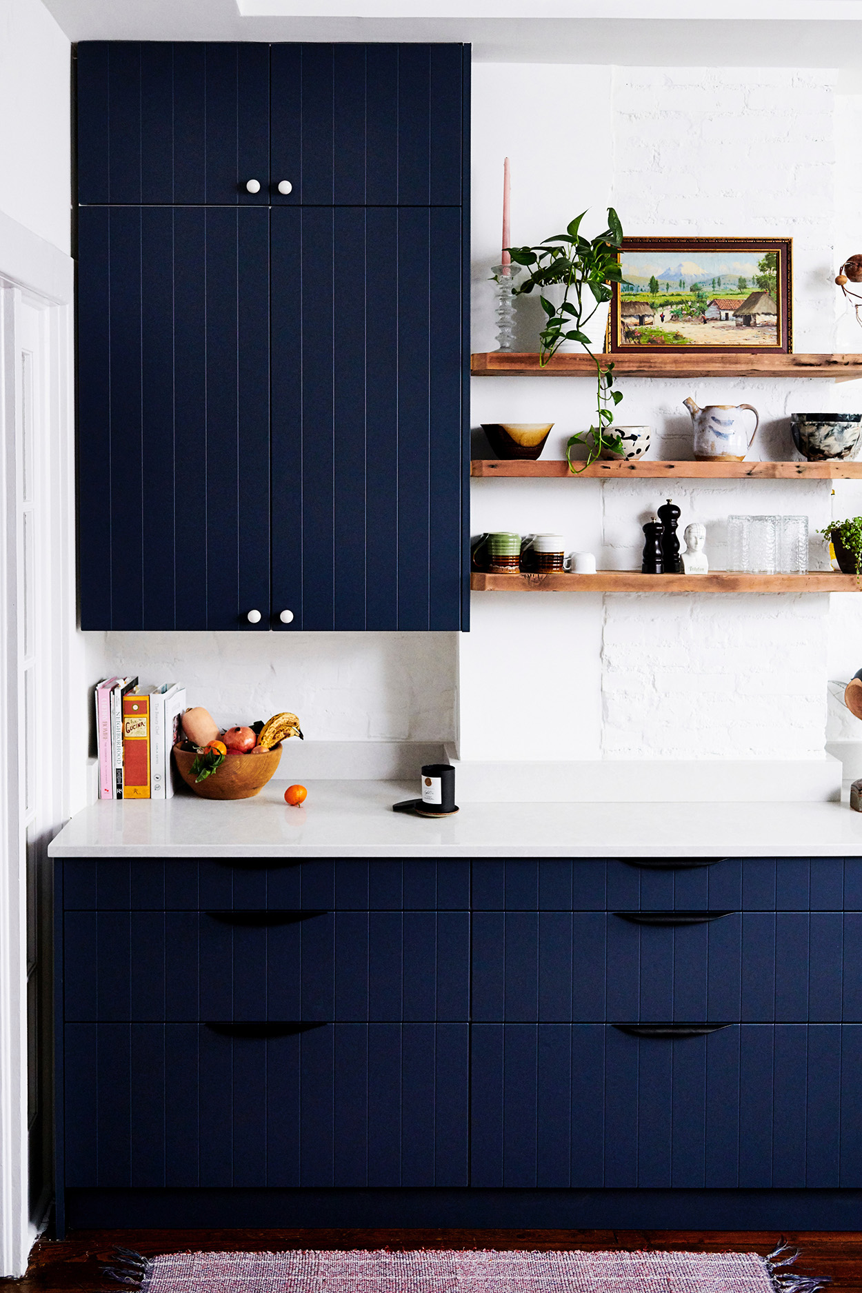The Easiest Way To Make Ikea Cabinets Look High End Real