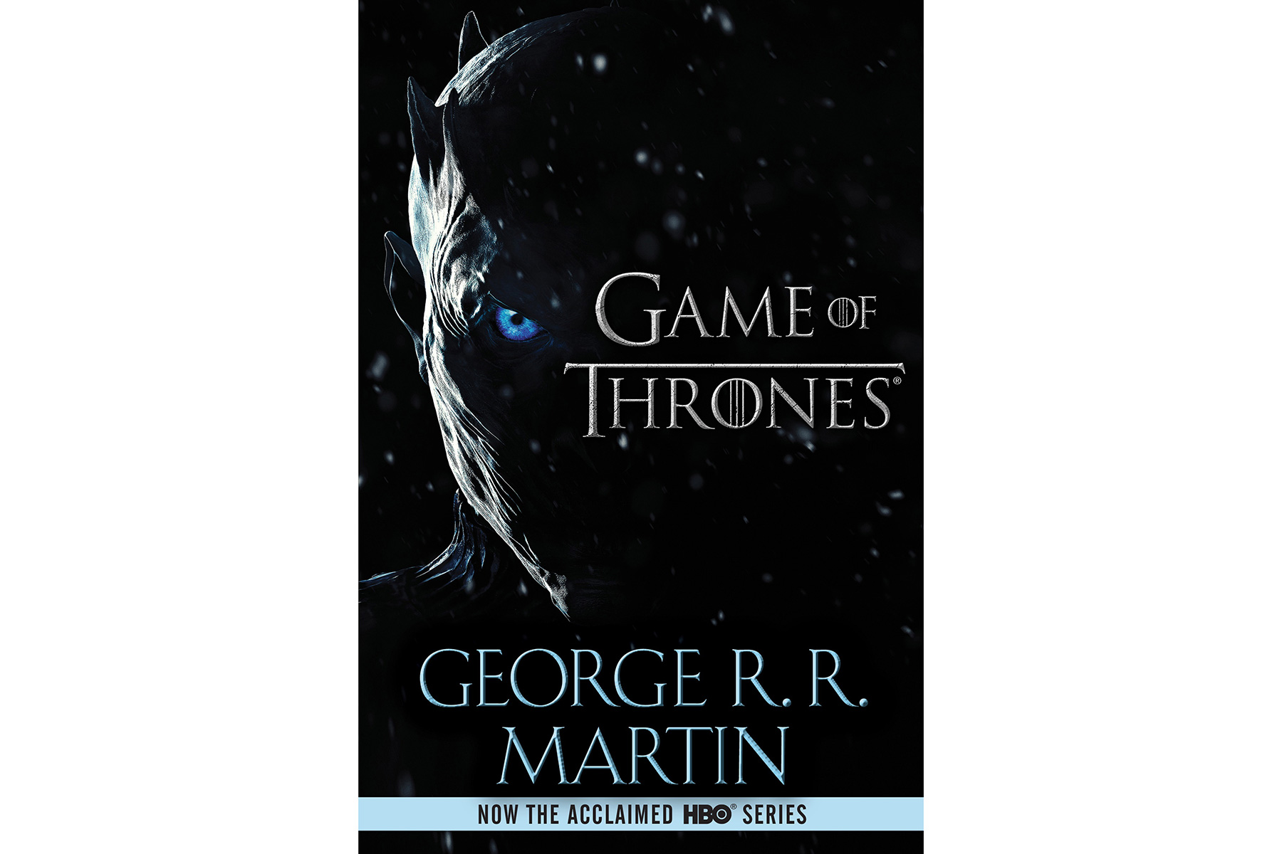 A Game of Thrones, by George R. R. Martin