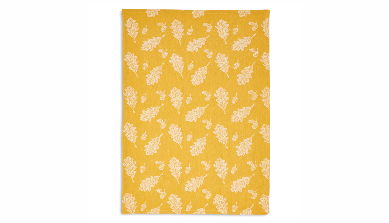 Acorn Jacquard Kitchen Towel