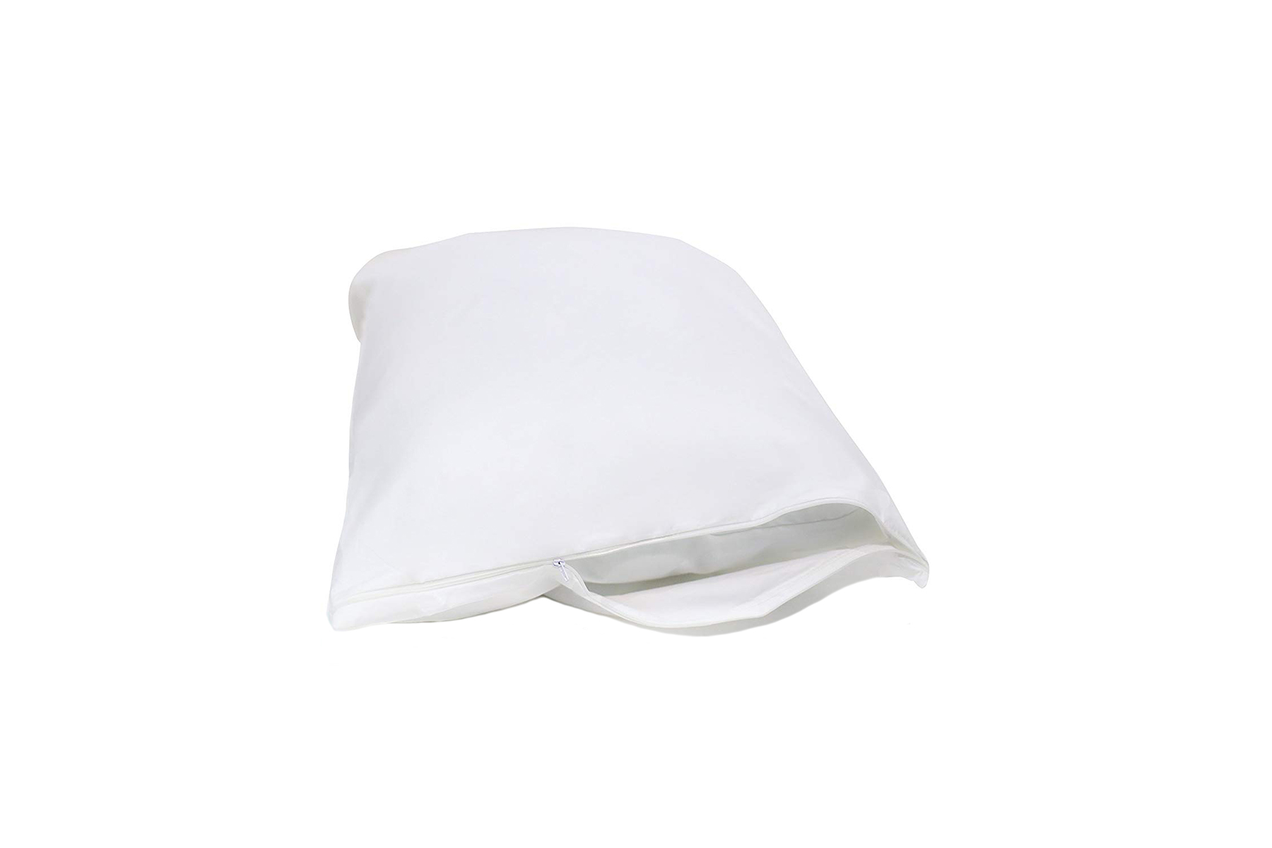 Allersoft 100 Percent Cotton Allergy Control Pillow Protector