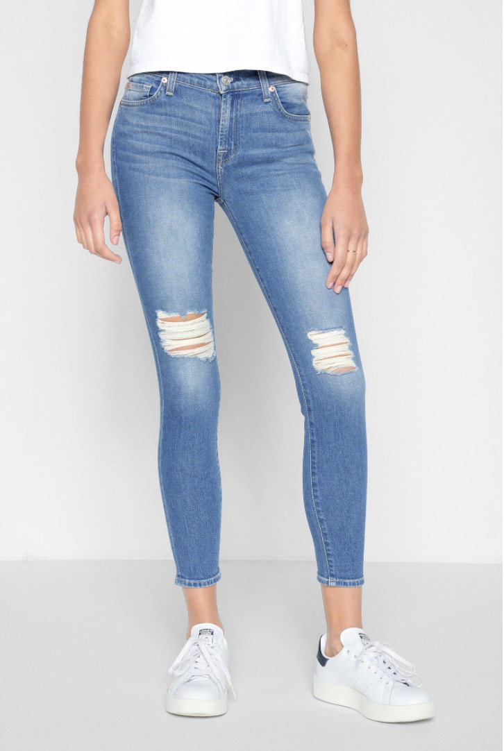 e0460486539bb Save on These Denim Splurges From 7 for All Mankind's Sale | Real Simple