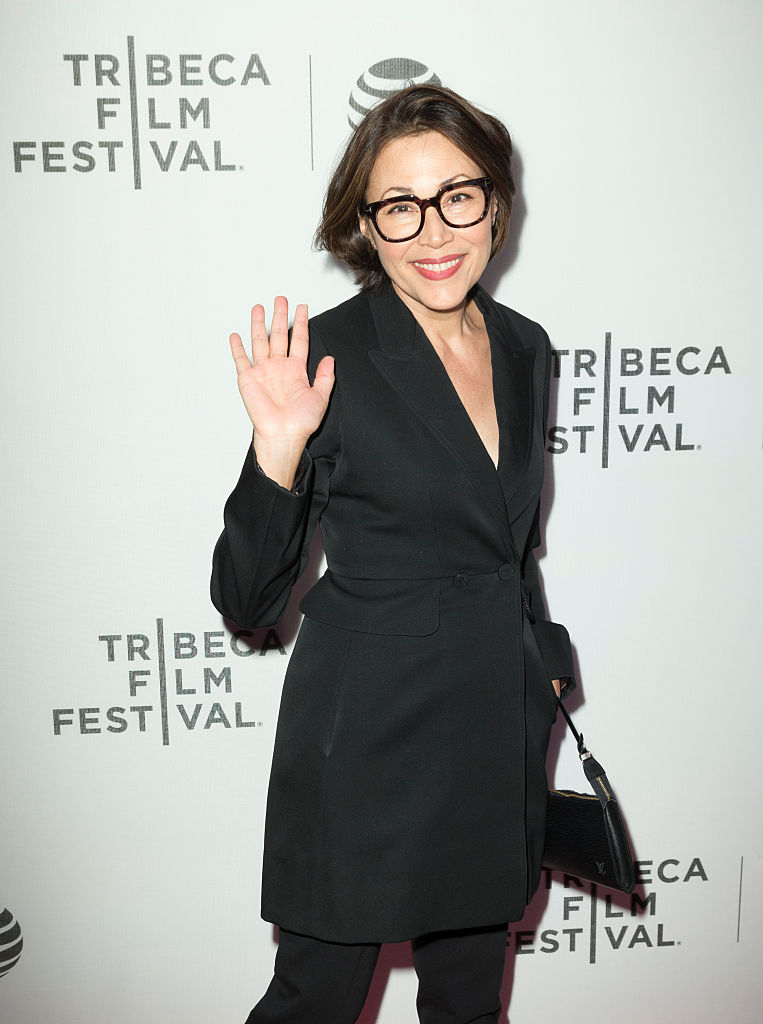 Ann Curry at Tribeca Film Festival