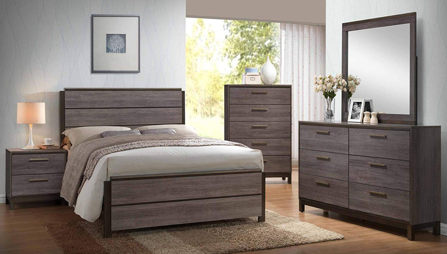 Miraculous 5 Best Selling Bedroom Furniture Sets On Amazon Real Simple Home Interior And Landscaping Transignezvosmurscom