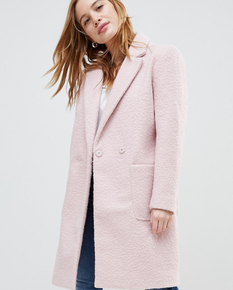 ASOS New Look Petite Tailored Coat