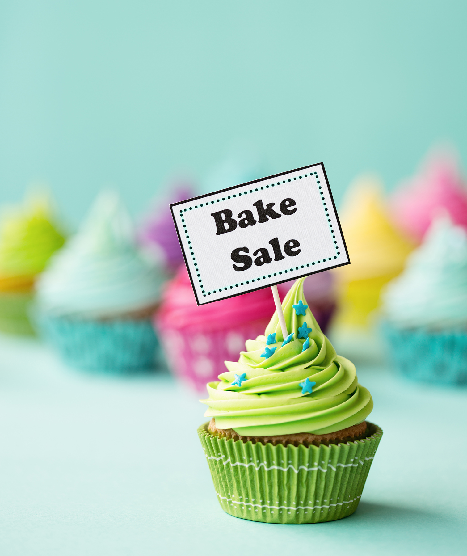 5 clever ways to win at the bake sale real simple