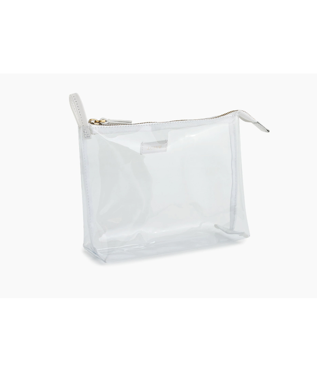 J.Crew Clear Makeup Pouch