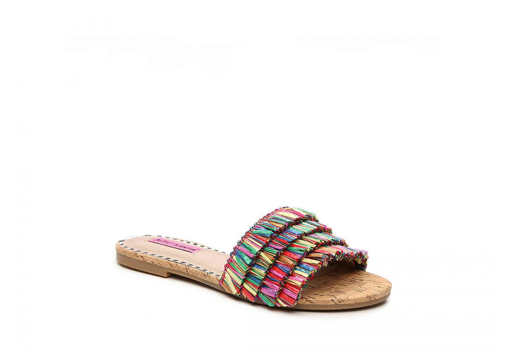 Betsey Johnson Delta Sandal